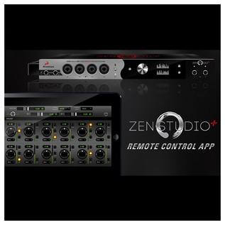 Antelope Audio Zen Studio+ Portable Audio Interface - App