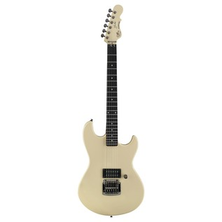 G&L Tribute Jerry Cantrell Rampage, Ivory Front View