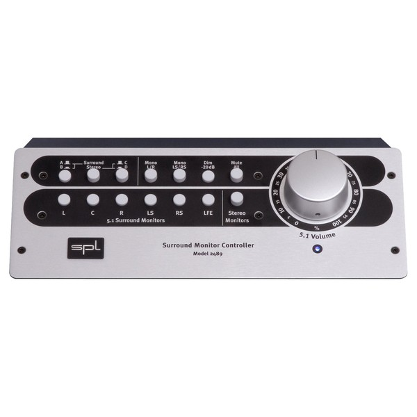 SPL SMC - Surround Monitor Controller - Front