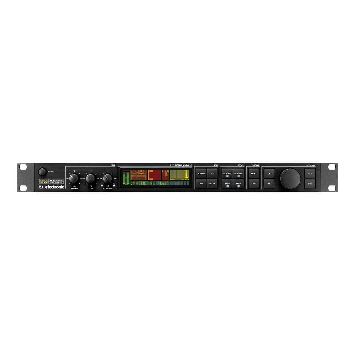Click to view product details and reviews for Tc Electronic M One Xl Dual Effects Signal Processor.