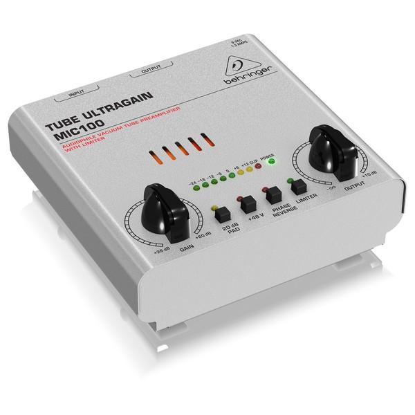 Behringer MIC100 Tube Ultragain Microphone Preamp