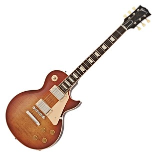 Gibson Memphis ES Les Paul Standard Guitar, Faded Lightburst