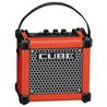 Roland MICRO    CUBE GX-Gitarren-Verstärker, rot - Box geöffnet