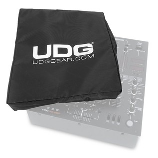 UDG CD Player/Mixer Dust Cover, Black 2