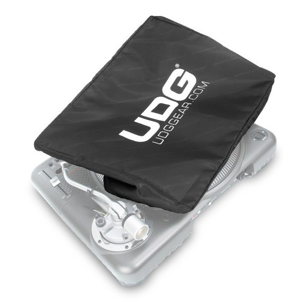"UDG Turntable / 19"" Mixer Dust Cover Black 1"