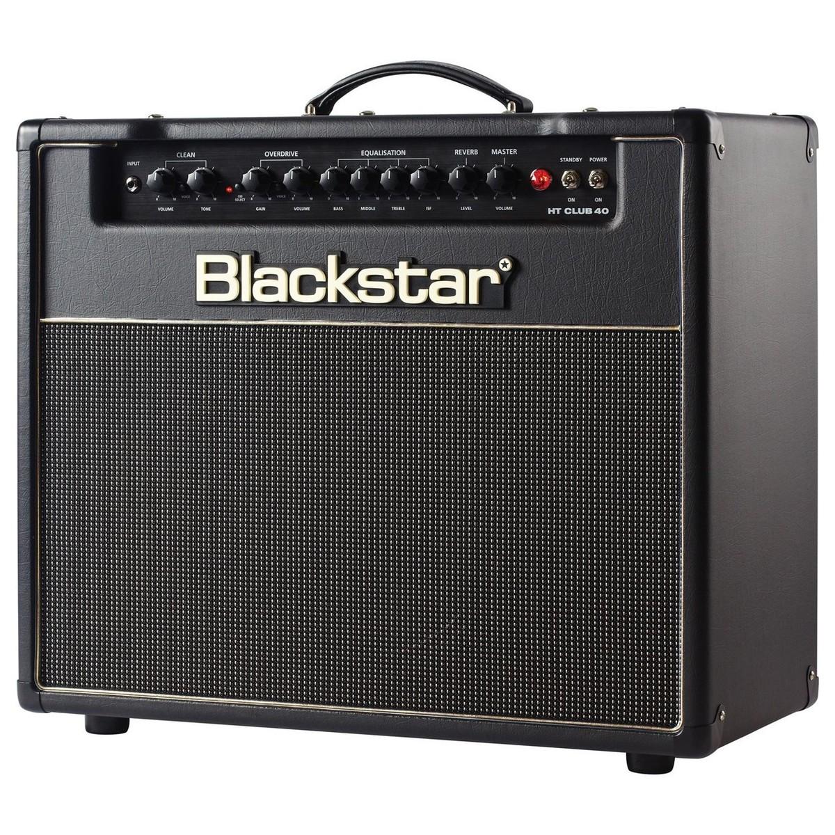 blackstar ht club 40 valve combo amp at. Black Bedroom Furniture Sets. Home Design Ideas