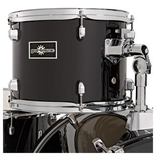 BDK-5 Fusion Drum Kit by Gear4music, Black
