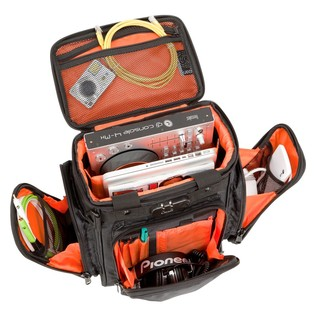UDG Ultimate ProducerBag, Small, Black & Orange 4
