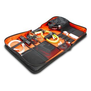 UDG Ultimate DIGI Wallet, Large, Black & Orange 3