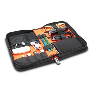 UDG Ultimate DIGI Wallet, Small, Black & Orange 3