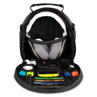 UDG Ultimate DIGI Headphone Bag, Black 4