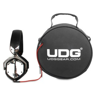 UDG Ultimate DIGI Headphone Bag, Black 5