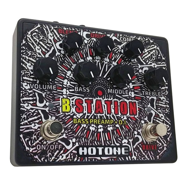 Hotone B Station Bass Preamp Pedal