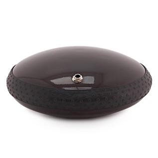 Idiopan Lunabell 8'' Tunable Steel Tongue Drum w/ Pickup, Dark Cherry
