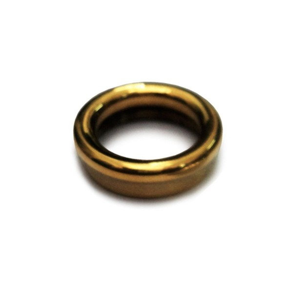 Paxman 2X French Horn Mouthpiece Rim, Gold Plate