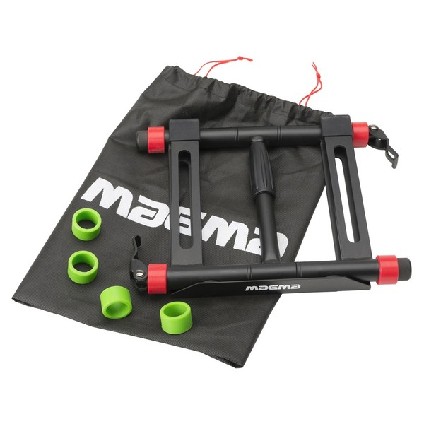 Magma Vektor Laptop Stand (inc. Pouch) - Full Contents