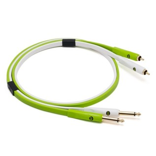 Neo Oyaide d+ RTS Class B (1/4TS to RCA) 3M 1