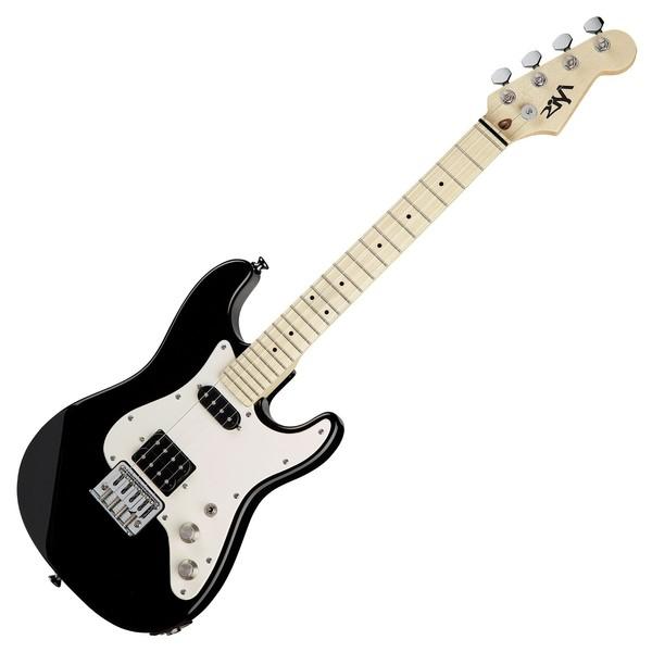 risa st electric tenor ukulele black at gear4music. Black Bedroom Furniture Sets. Home Design Ideas