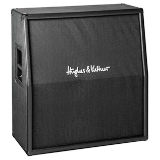 Hughes & Kettner TC 412 A60 - 4 X 12 Cabinet Side View