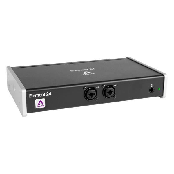 Apogee Elements 24 Thunderbolt 10x12 Audio I/O Box