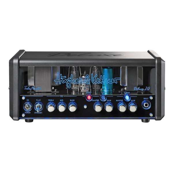 Hughes & Kettner TubeMeister Deluxe 20 Head Front View