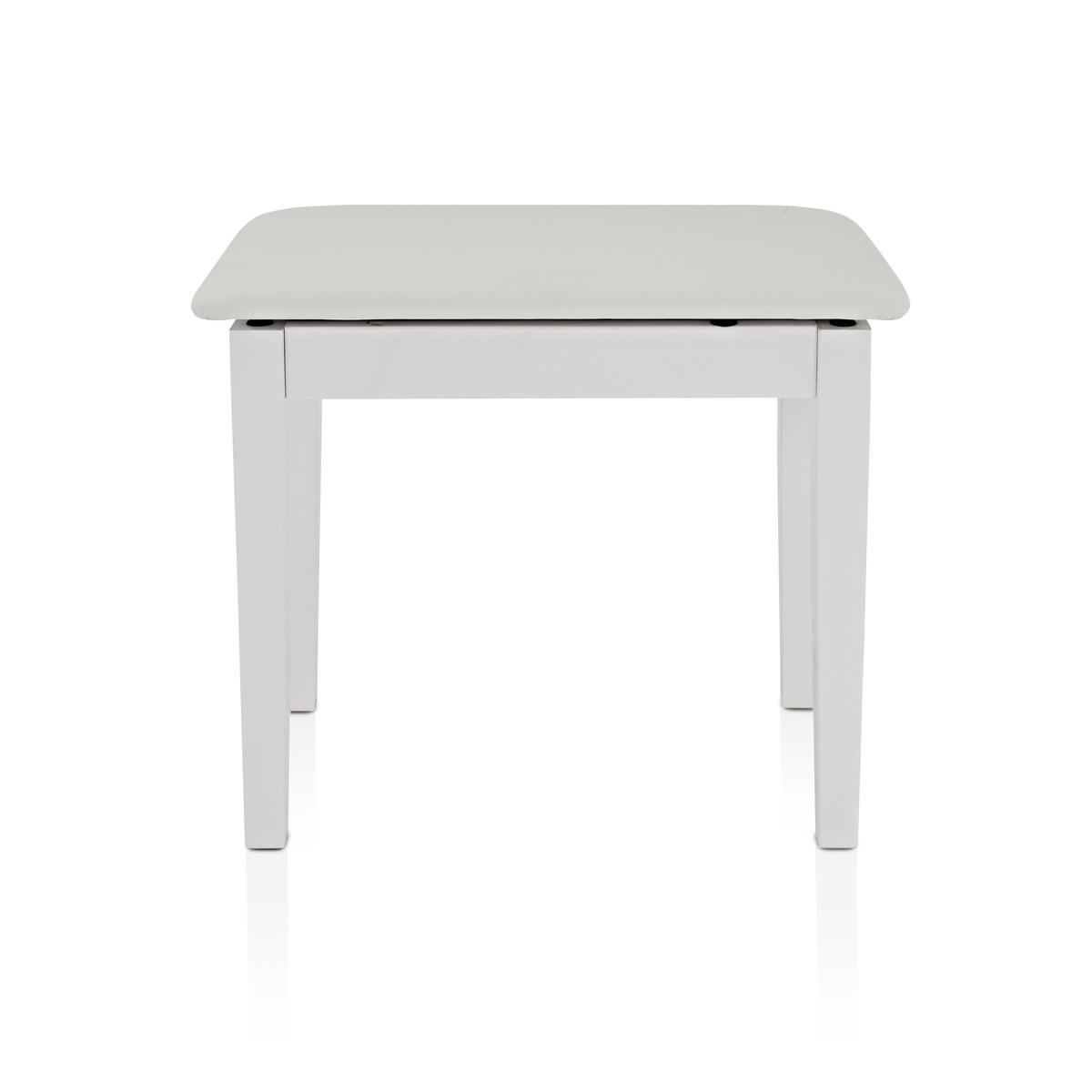 Piano Stool with Storage by Gear4music White  sc 1 st  Gear4music & Piano Stool with Storage by Gear4music White at Gear4music.com islam-shia.org