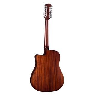 Luna Wabi Sabi 12 String back