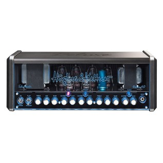 Hughes & Kettner TubeMeister Deluxe 40 Head Front View