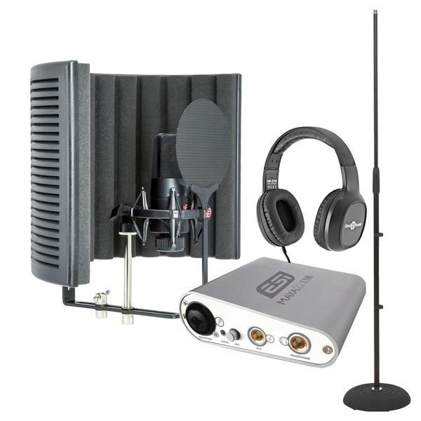 sE Electronics X1 Vocal Bundle - Full Bundle