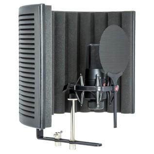 sE Electronics X1 Vocal Bundle - Angled