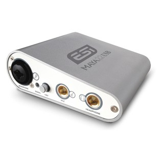 ESI MAYA22 USB Audio Interface - Main