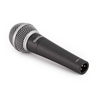 SubZero SZM-11 Dynamic Vocal Microphone - Angled