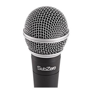 SubZero SZM-11 Dynamic Vocal Microphone - Detail