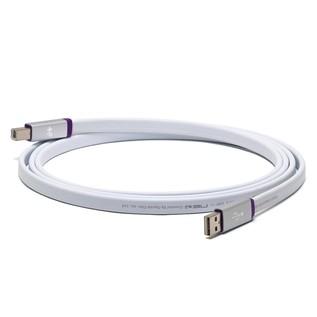 Neo Oyaide d+ USB Class S, 1 Metre, Purple 1