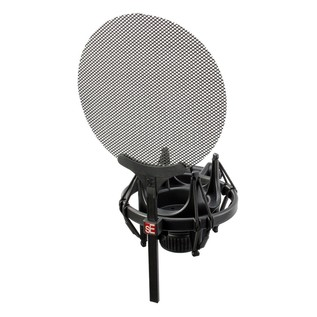 sE Electronics VR1 Voodoo Ribbon Mic With Isolation Pack - Angled