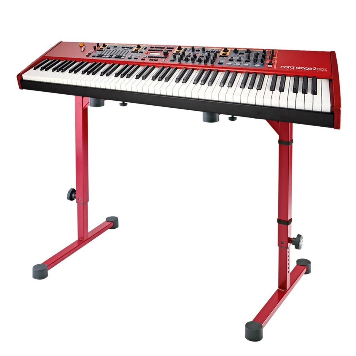disc nord stage 2 ex 88 fully weighted stage piano with k m omega at gear4music. Black Bedroom Furniture Sets. Home Design Ideas