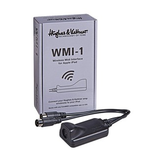 Hughes & Kettner WMI-1 MIDI Interface Packaging