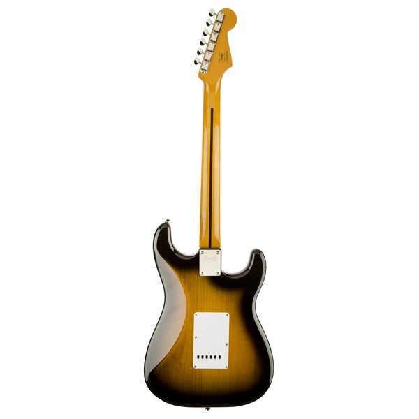 Squier by Fender Classic Vibe 50s Left Handed Stratocaster, 2-Tone Sunburst