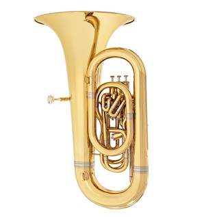 Coppergate 4 Valve Professional Eb Tuba, By Gear4music