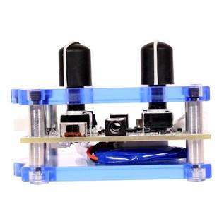 Patchblocks Modular Synthesizer, Blue - Side