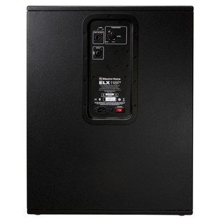 Electrovoice ELX118P 18-inch Active Subwoofer, Rear