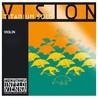 Thomastik Vision Titanium Solo violon 4/4 D String, plaie d'argent
