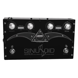 Gurus Sinusoid Spring Reverb & Optic Tremolo