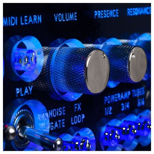 Hughes & Kettner Tri-Amp MKIII - 150W Tube Amp Control View Two