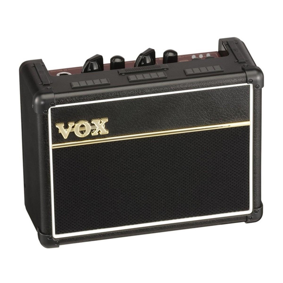 Vox Ac2 Rhythmvox Mini Guitar Amp At Gear4music Circuit Amplifiers
