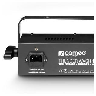 Cameo Thunder Wash White Light