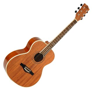 Eko Duo Mini Acoustic Guitar, Natural