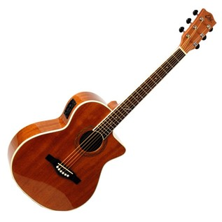 Eko Duo Mini CW Acoustic Guitar, Natural