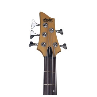 Stiletto Vintage-5 Left Handed Bass, Sunburst