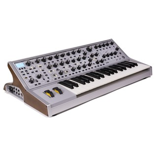 Moog SUBsequent 37 CV, Limited Edition White - Angled